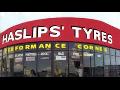 Haslips Tyre Services Ltd