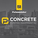 Concrete Pumping Equipment NZ Ltd