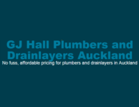 GJ Hall Plumbers and Drainlayers