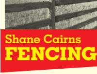 Shane Cairns Fencing