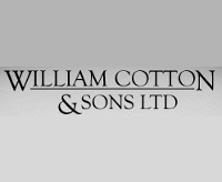 Cotton William & Sons Ltd