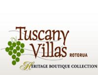 Tuscany Villas Rotorua