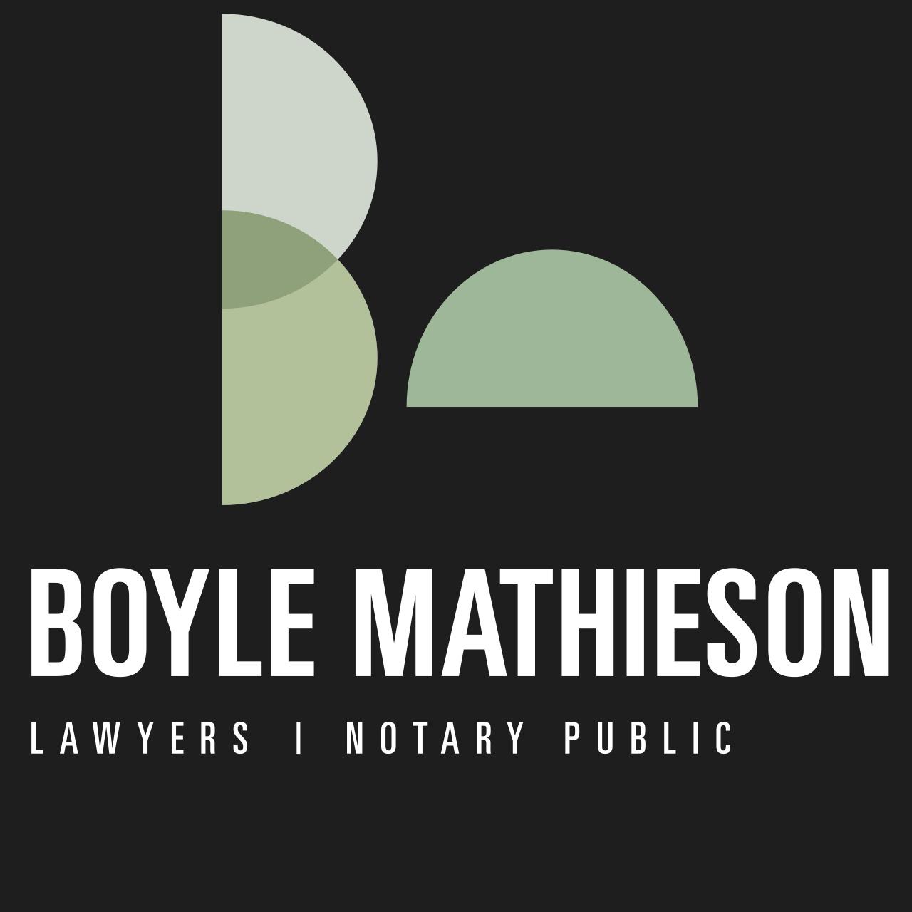 Boyle Mathieson - Fiona Mathieson Notary Public
