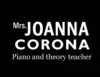 Joanna Corona Piano Teacher