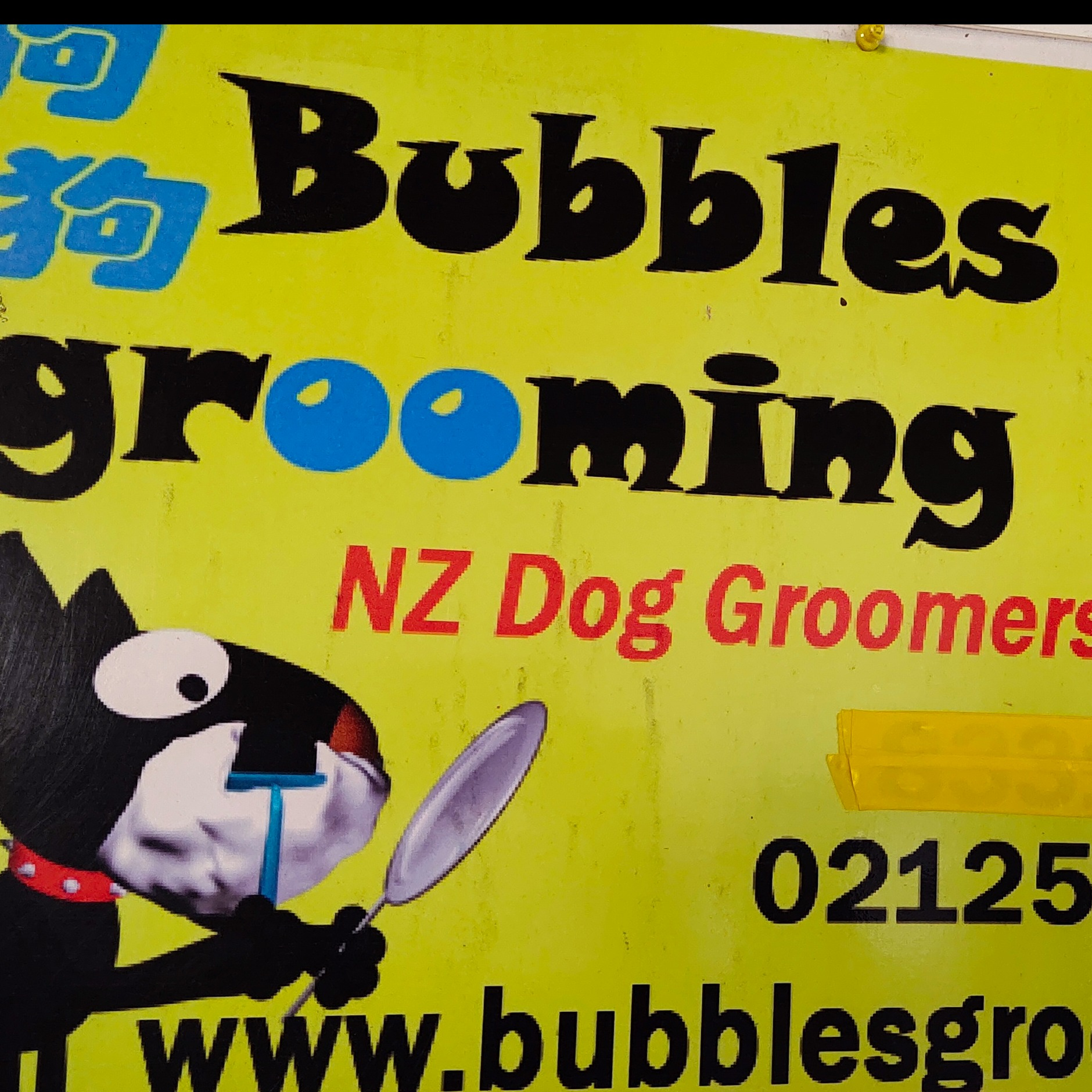 Bubbles Dog Grooming Salon