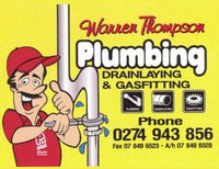Warren Thompson Plumbing & Drainlaying