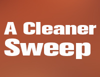 A Cleaner Sweep