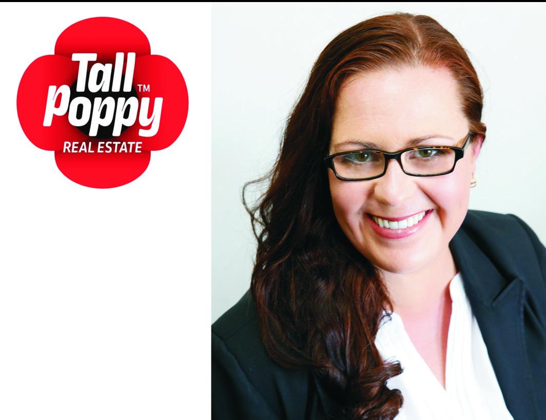 Rebecca Castellano Tall Poppy Kapiti