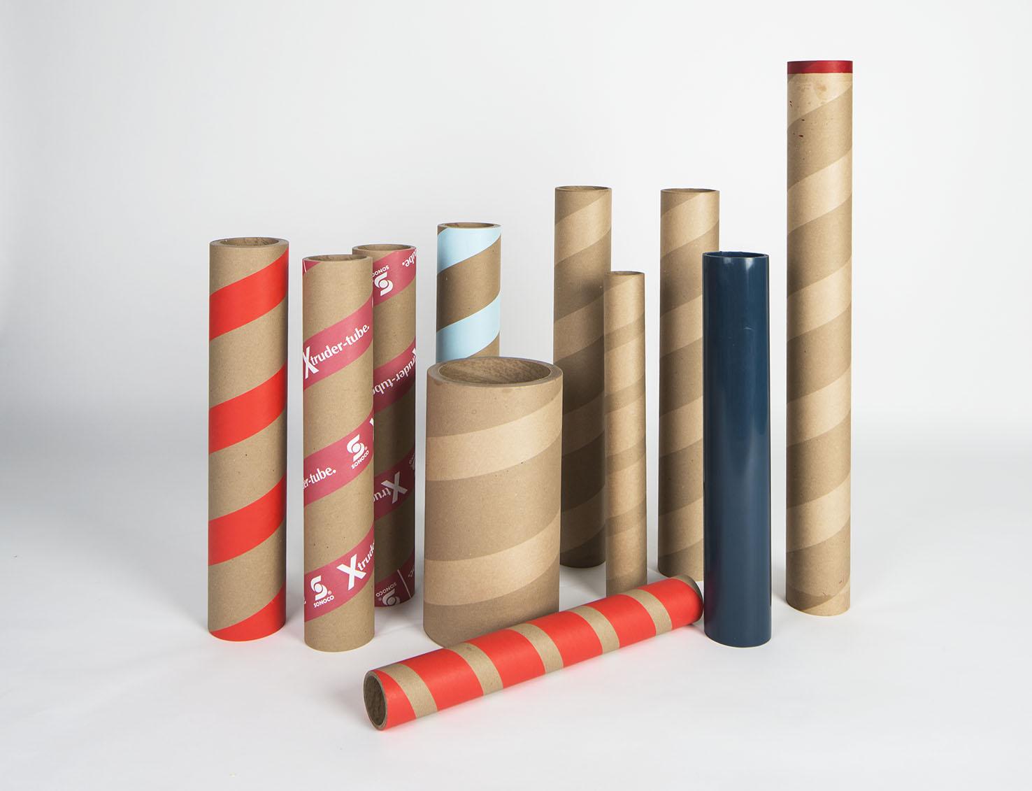 Industrial cardboard cores