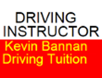 Kevin Bannan Driving Tuition