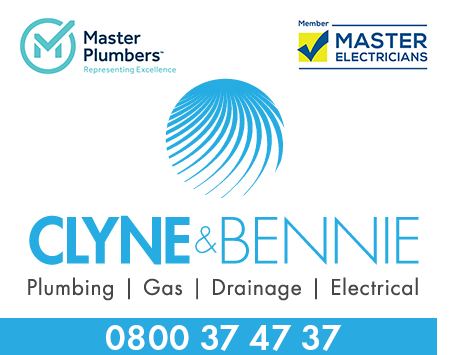 Clyne & Bennie Plumbing and Gasfitters