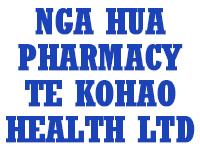 Nga Hua Pharmacy Te Kohao Health Ltd
