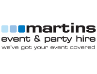 Martins Event & Party Hire;