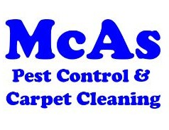 McAs Pest Control & Carpet Cleaning