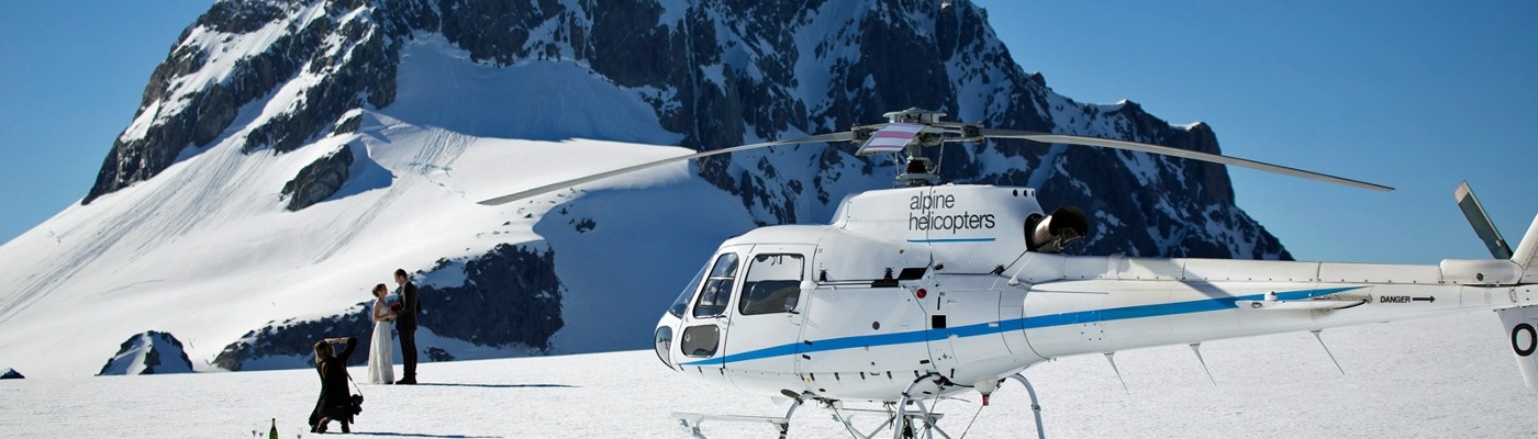 Alpine Helicopters Dunedin   Yellow® NZ