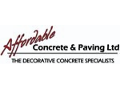 Affordable Concrete & Paving