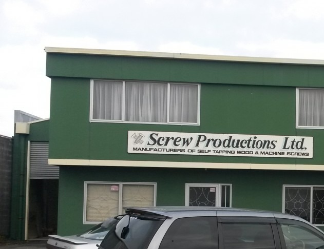 Screw Productions Ltd