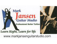 Mark Jansen Guitar Studio