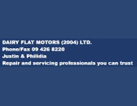 Dairy Flat Motors (2004) Ltd