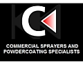 Commercial Sprayers and Powdercoating Specialists