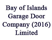 Bay of Islands Garage Door Company (2016) Limited