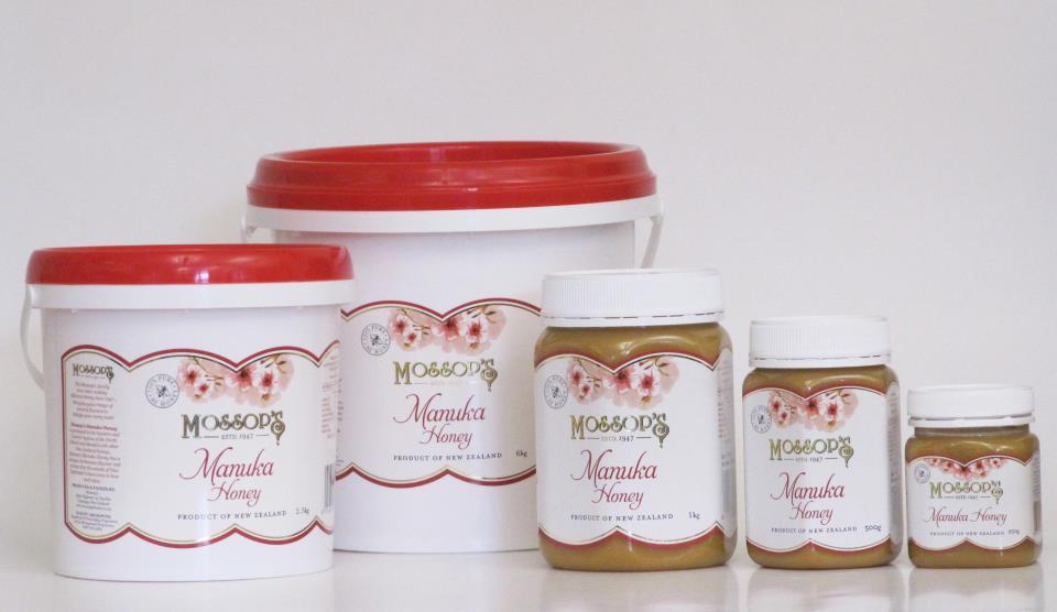 Manuka Honey * Sizes Avail: 6kg, 2.5kg, 1kg, 500g and 250g