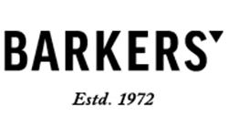 Barkers Mens Clothing Logo