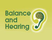 Balance and Hearing