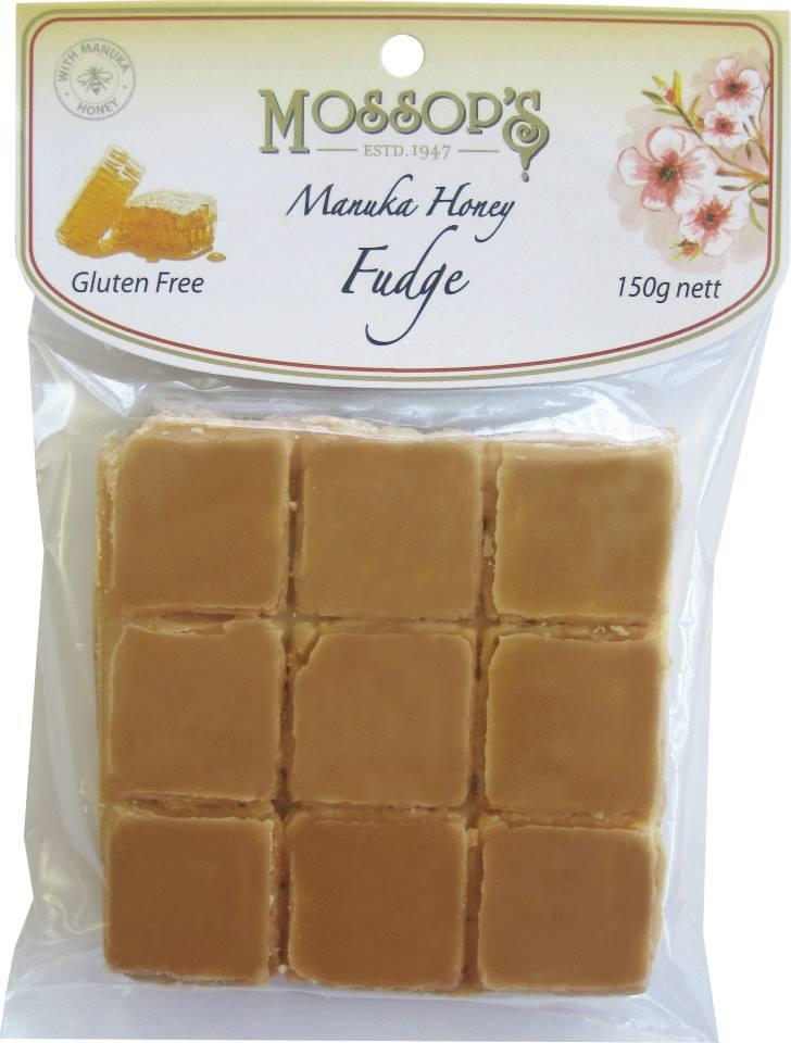 Manuka Honey Fudge
