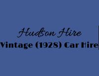 1928 Hudson (Vintage Car) Hire