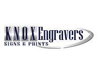 Knox Engravers Signs & Prints