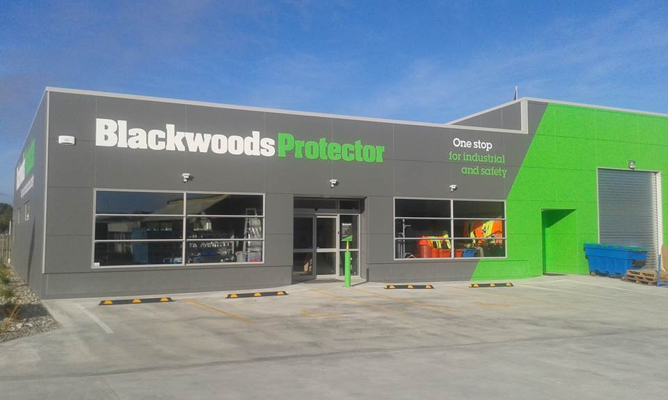 Blackwoods Protector new building Nayland Rd