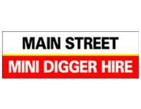 Main Street Mini Diggers