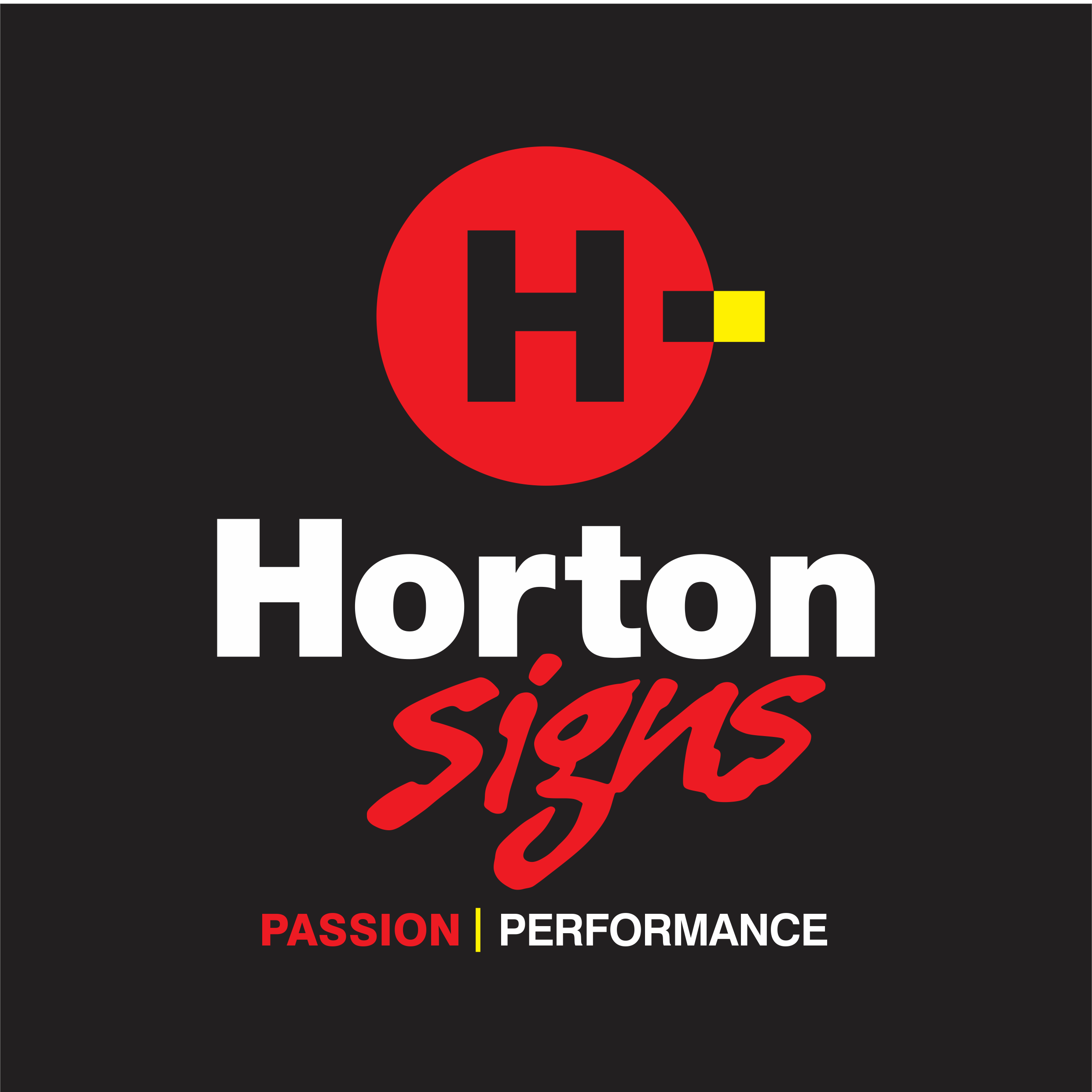Horton Signs