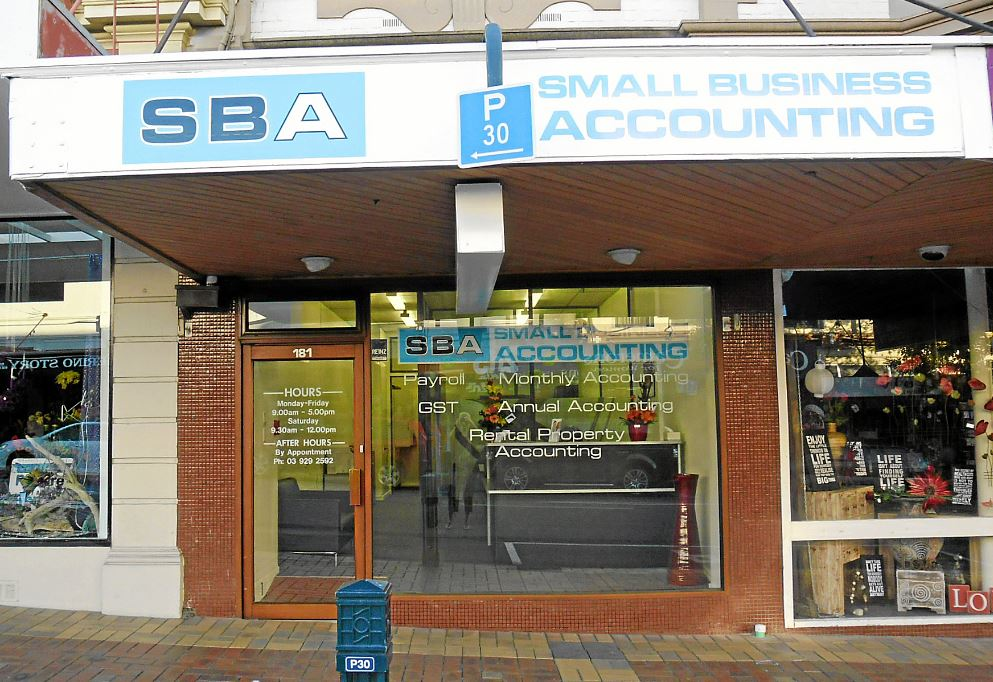 SBA Timaru is conveniently located in Timary township