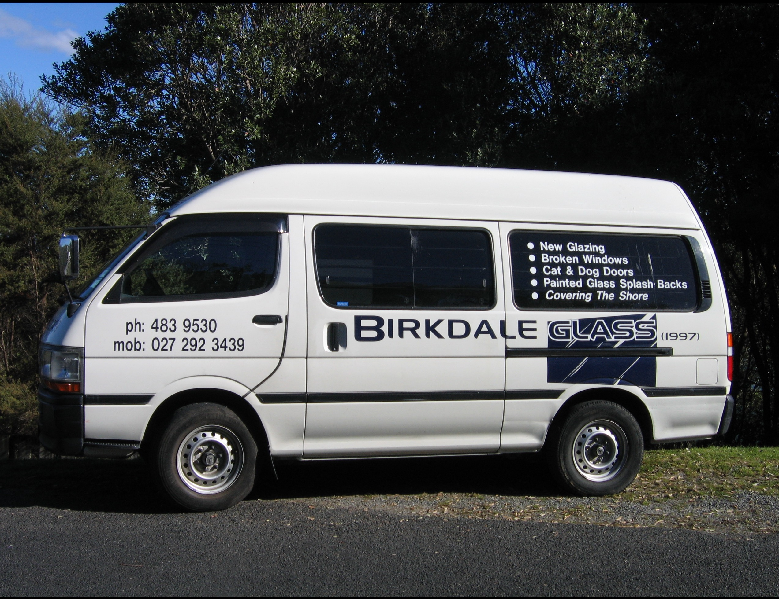 Birkdale Glass (1997) Ltd