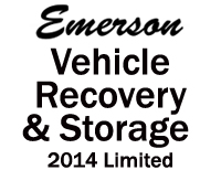 [Emerson Vehicle Recovery & Storage 2014 Limited]