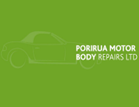 Porirua Motor Body Repairs Ltd