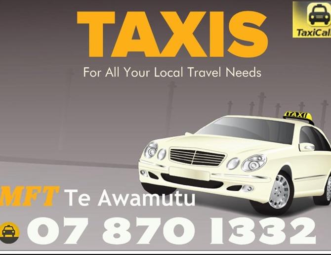 MFT Te Awamutu Taxis