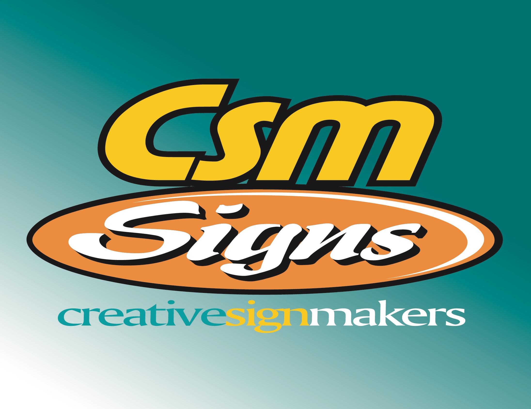 CSM Signs