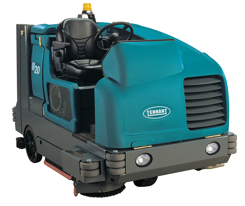 M20 Scrubber-Sweeper