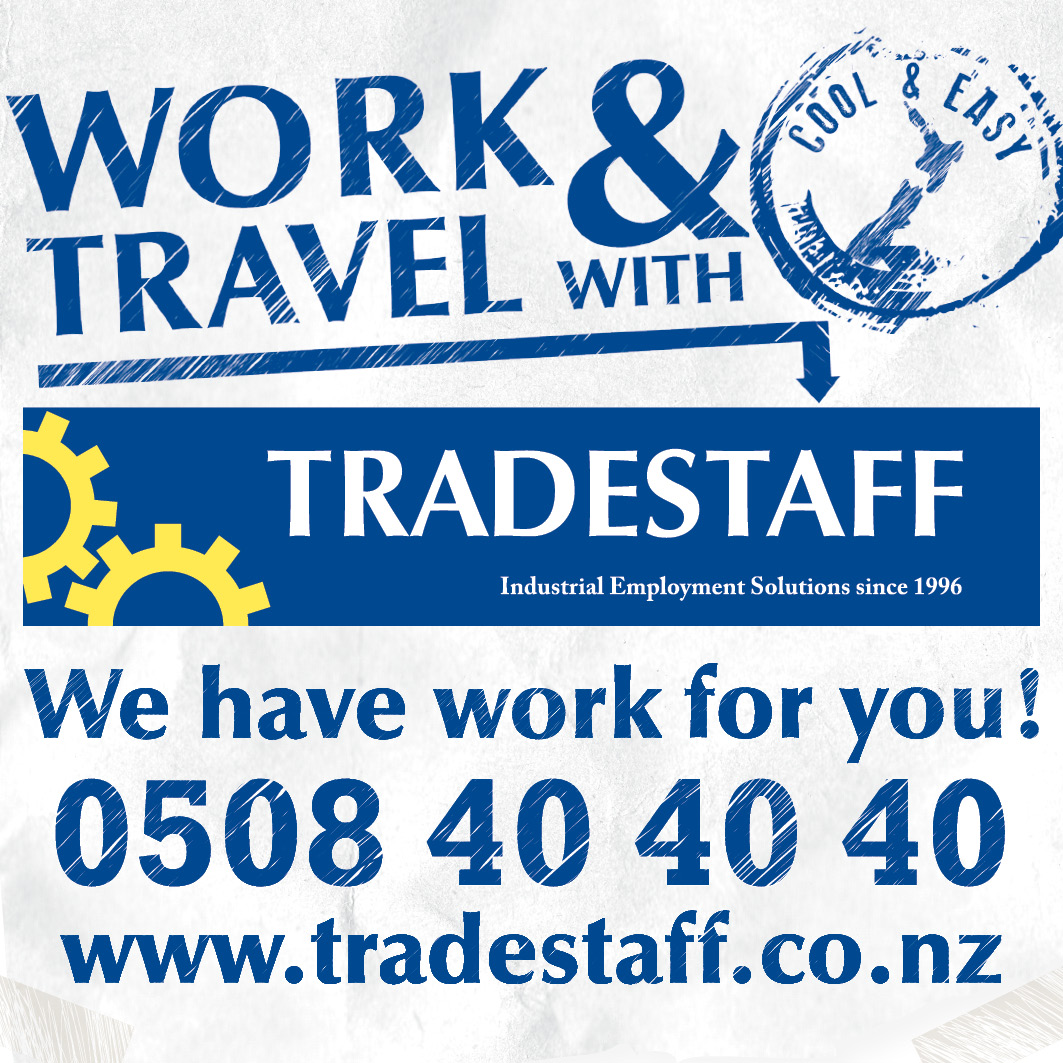 Work and Travel with Tradestaff