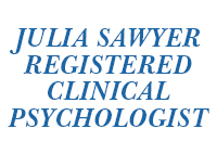Julia Sawyer Registered Clinical Psychologist