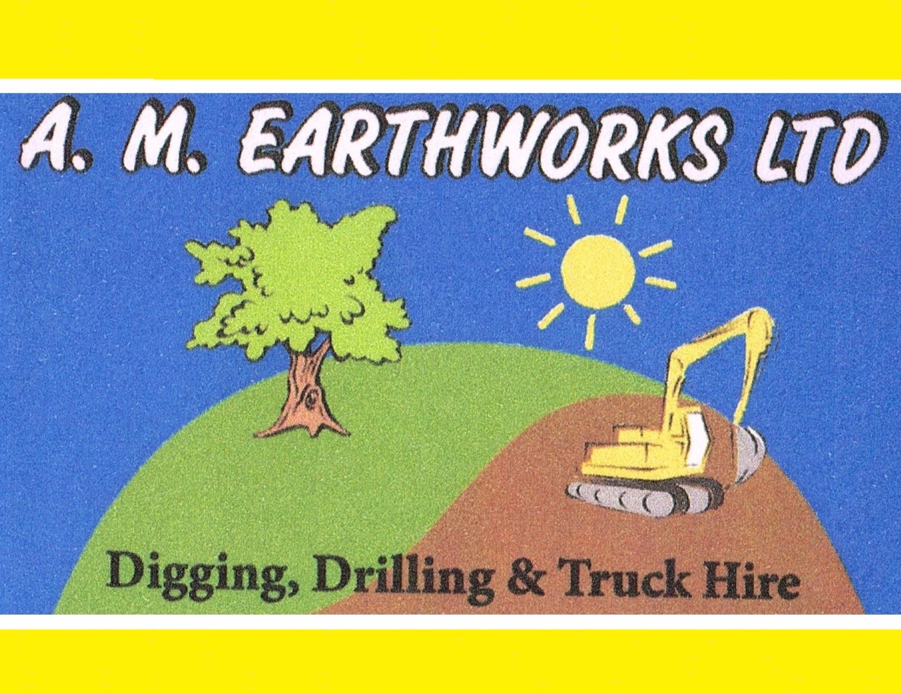A M Earthworks Ltd