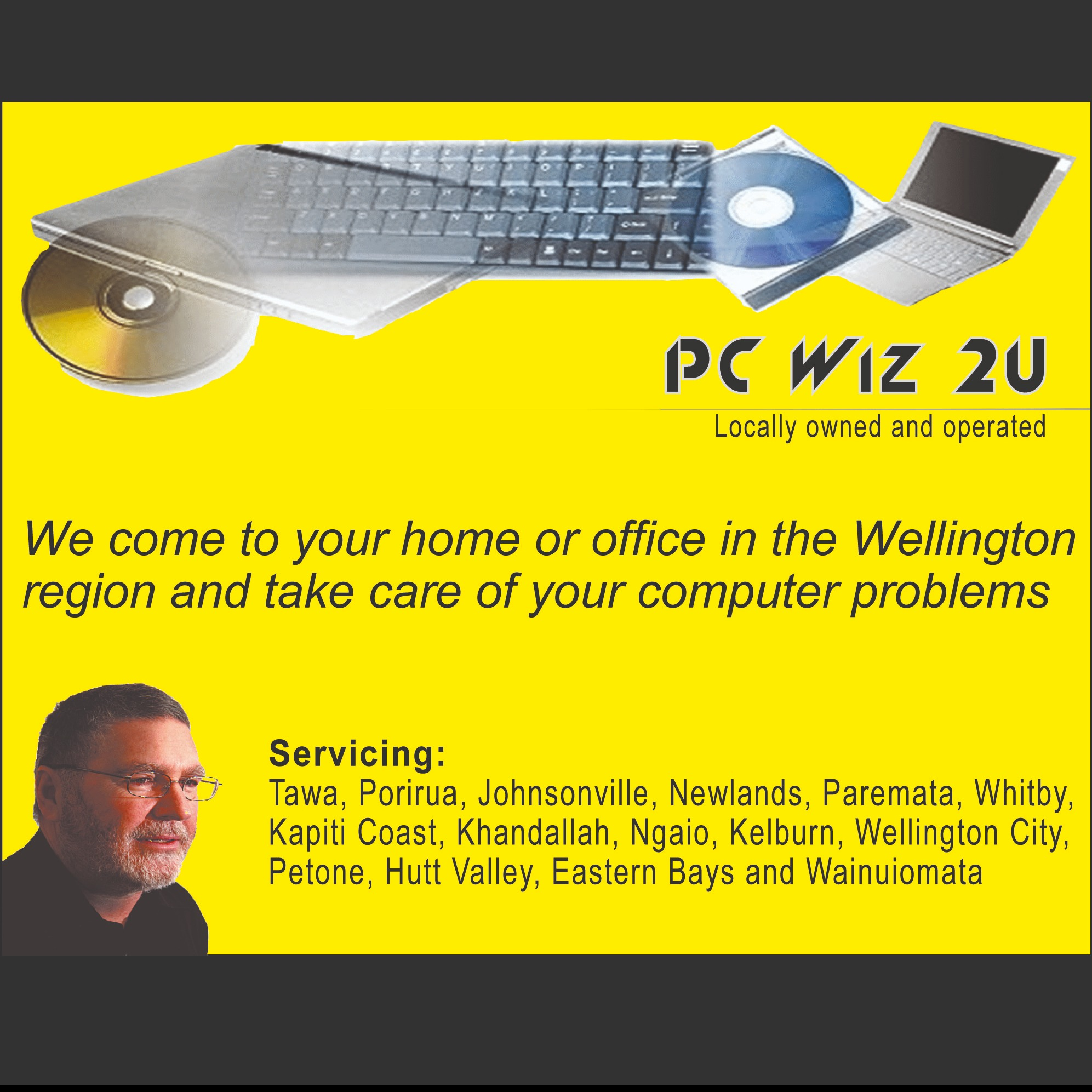 Home Calls for Computers Ltd | PC Wiz 2U Ltd