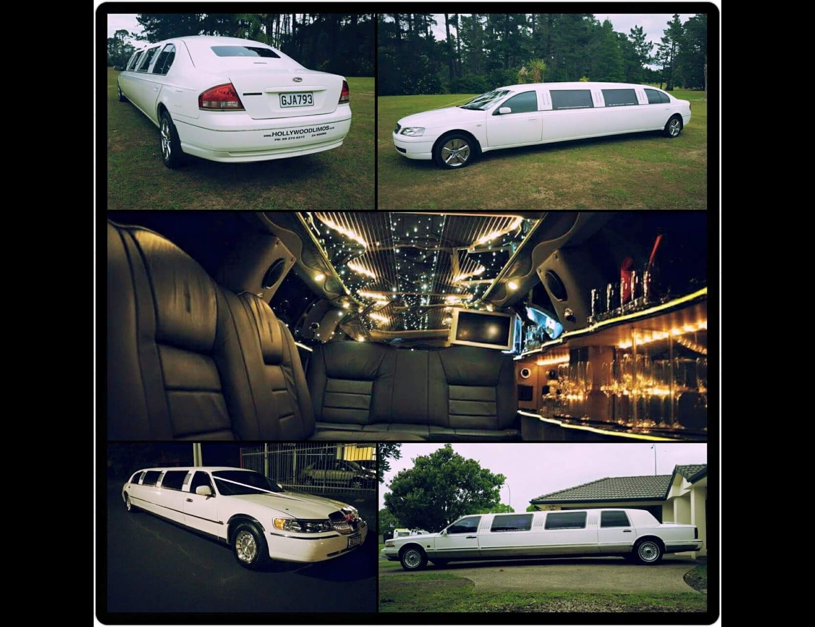Hollywood Limousines