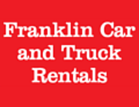 Franklin Car & Truck Rentals