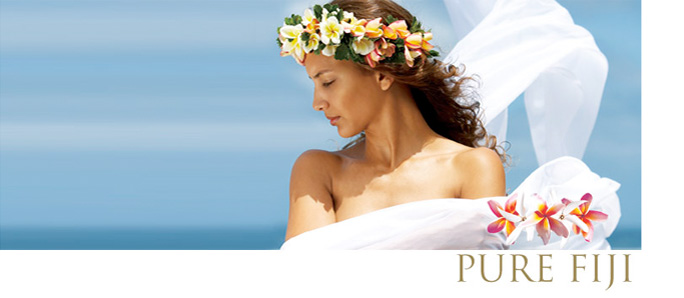 Discover the South Pacific secret to beautiful skin and hair with our Pure Fiji range