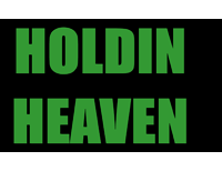 Holdin Heaven - Holden Parts