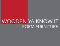 Wooden Ya Know It Form Furniture